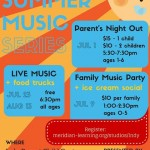 Summer Music Series at Indianapolis Parent Child Center