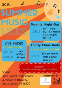 IPCC Summer Music Series
