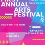 Arts Festival at Indianapolis Parent Child Center