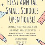 Indianapolis Small Schools Open House